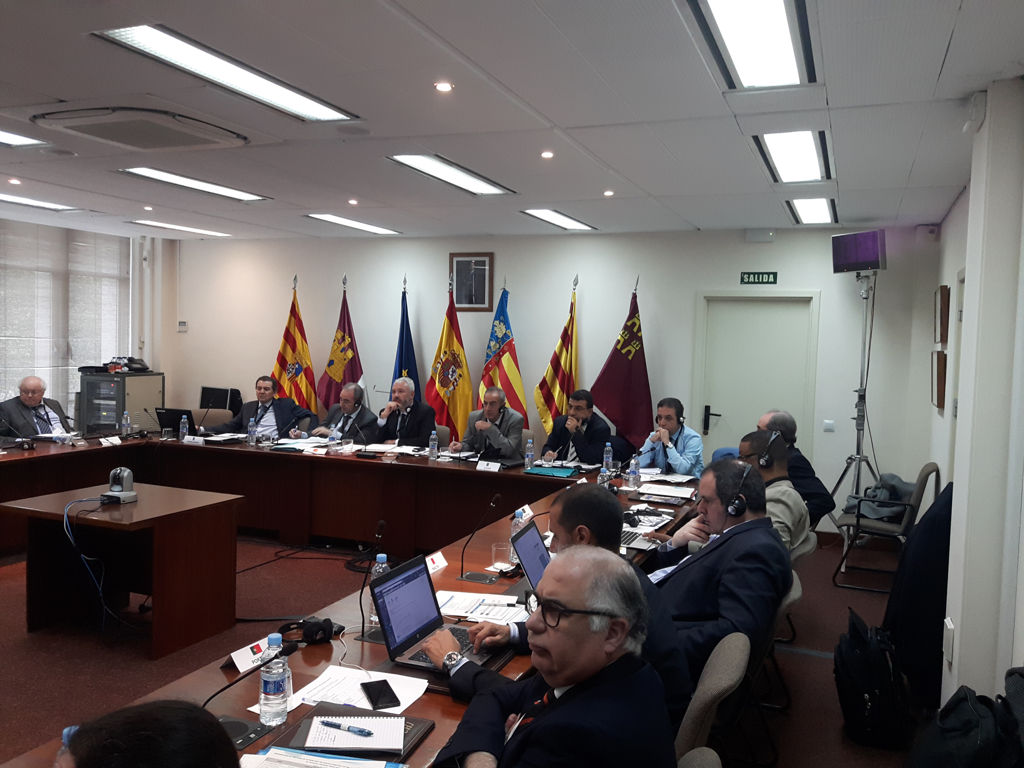 30-31 March 2017, Valencia, Spain – Action Plan of the Water Strategy in the Western Mediterranean (5+5)-7th Technical Working Group Meeting