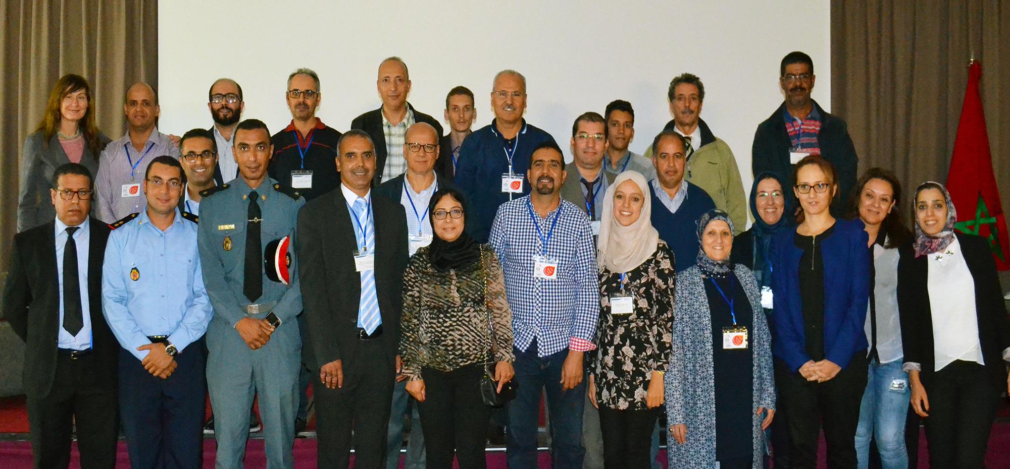 20-19 أكتوبر 2017، طنجة، المغرب – تدريب على تعزيز الإدارة الشاطئية التشاركية للحد من النفايات البحرية لمشروع آلية دعم الإدارة المستدامة والمتكاملة للمياه ومشروع آفاق 2020