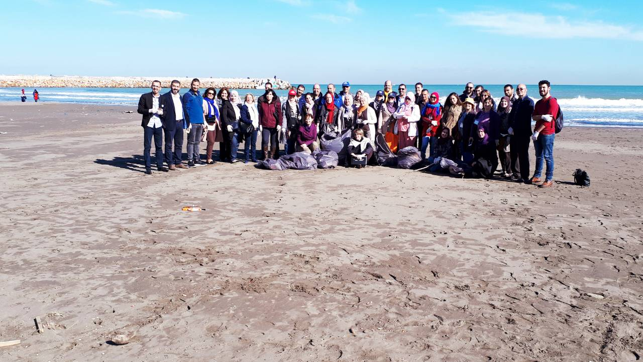 7-8 November 2017, Algiers, Algeria – SWIM-H2020 SM Training on the Assessment of Marine Litter in the Algerian Coast