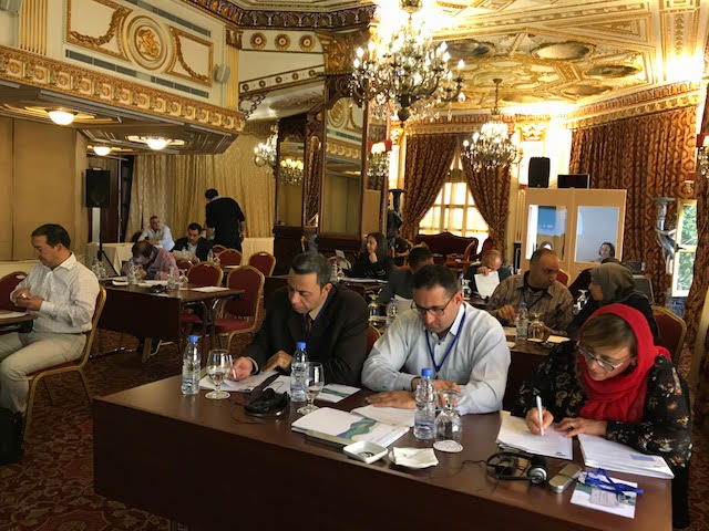 "26-29 March 2018, Beirut, Lebanon – SWIM-H2020 SM Sub Regional Training ""Refugee Emergency: Fast track project design on water, waste water and solid waste"""