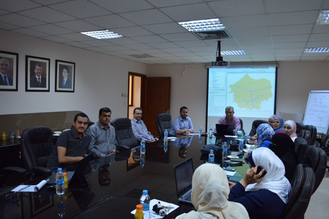 23-26 July 2018, Amman, Jordan – SWIM-H2020 SM Training on Drought Monitoring and Early Warning System