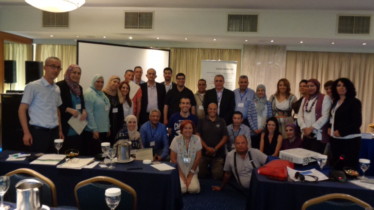 "23-24 July 2018, Athens, Greece – SWIM-H2020 SM Regional activities on ""Technical, Regulatory and Cultural Aspects of Treated Wastewater Reuse"""