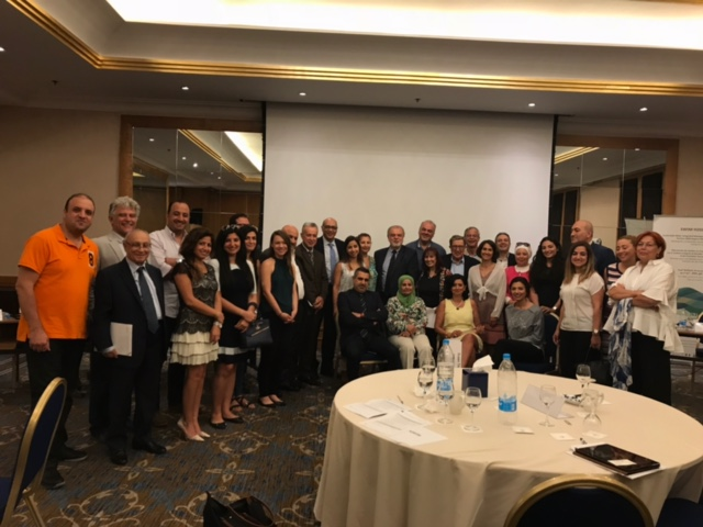 5 July 2018, Beirut, Lebanon – SWIM-H2020 SM National Meeting Lebanon