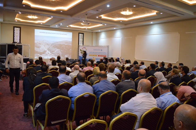 25-28 June 2018, Ramallah, Palestine – 1st Palestine International Water Forum on Integrated Water Resources Management: Best Practices and Technology Transfer