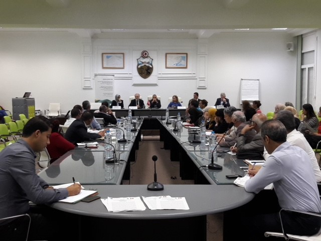 9 October 2018, Bizerte, Tunisia – SWIM-H2020 SM Consultation in view of the sustainability of sustainable development around Lake Bizerte