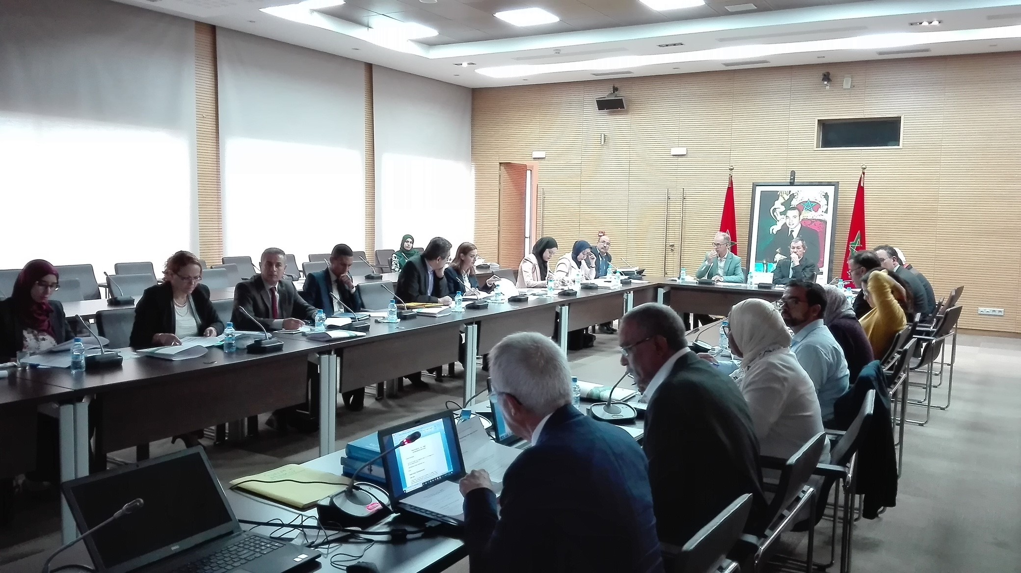 22 October 2018, Rabat, Morocco – SWIM-H2020 SM Consultation workshop on the draft decree on desalination