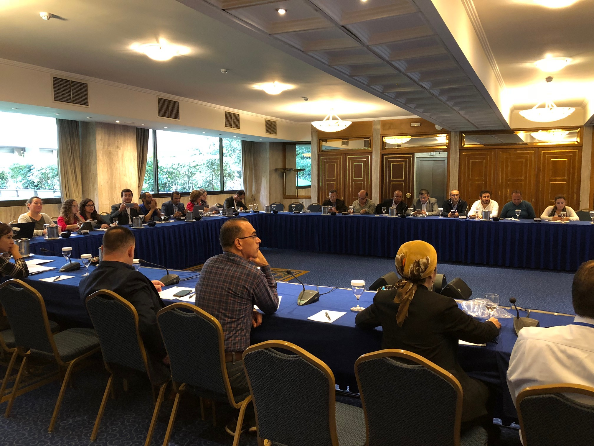 24-25 October 2018, Athens, Greece – SWIM-H2020 SM Regional On-Site Training on Marine Litter Monitoring and Management