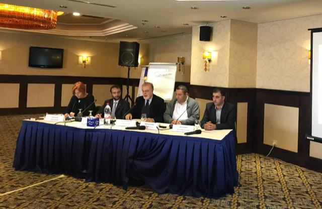 29 نوفمبر 2018، عمان، الأردن – الاجتماع الوطني في الأردن لمشروع آلية دعم الإدارة المستدامة والمتكاملة للمياه ومبادرة آفاق 2020