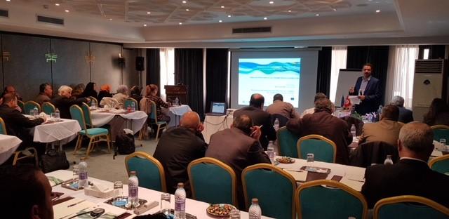 6 ديسمبر 2018، العاصمة التونسية- حلقة نقاش تشاورية لمشروع آلية دعم الإدارة المستدامة والمتكاملة للمياه ومبادرة آفاق 2020 حول دعم صياغة إستراتيجية ريفية للصرف الصحي