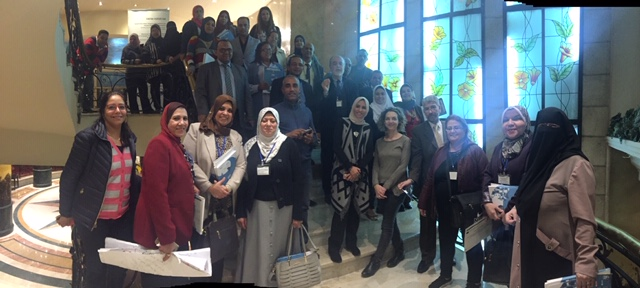 "2-6 December 2018, Cairo, Egypt – SWIM-H2020 SM Training & Consultation ""Enabling Egyptian educators to implement in practice Education for Sustainable Development (ESD)"""