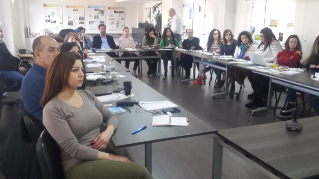 4-5 February 2019, Beirut, Lebanon – SWIM-H2020 SM Consultation Workshop on the cost of environmental degradation