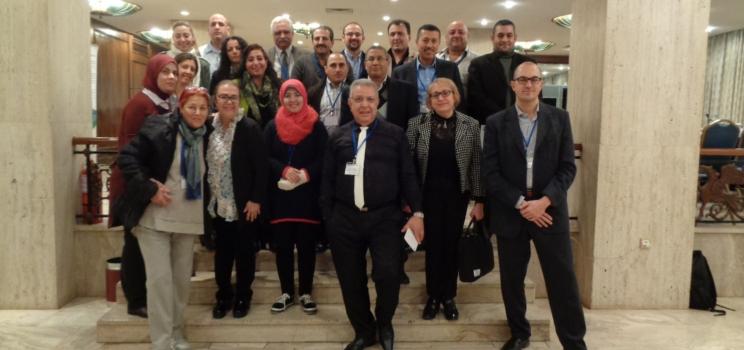 """14-15 Dec. 2016, Athens, Greece – SWIM-H2020 SM """"Drought Risk Management (DRM) Mainstreaming"""" Regional Training"""