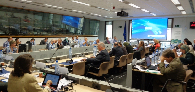 24-25 July 2017, Brussels, Belgium – SWIM-H2020 SM 1st Regional On-Site Training on Decentralized Water Management
