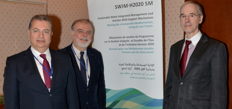 27 March 2017, Beirut, Lebanon – Dialogue on Governance and Financing of Water Projects
