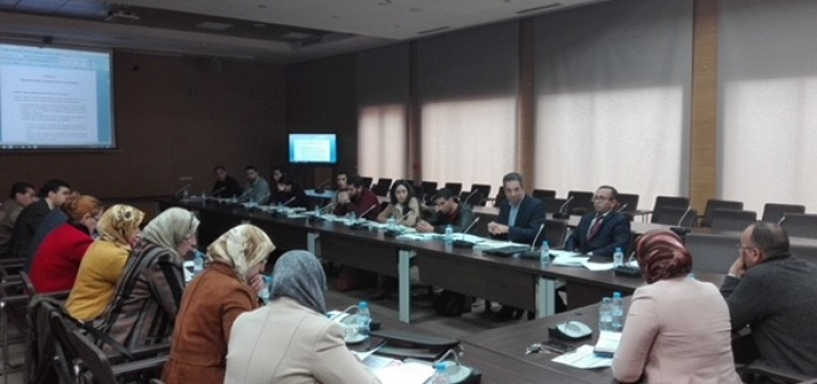 6 December 2018, Rabat Morocco – SWIM-H2020 SM Consultation Workshop on delimitation of protective areas for safeguard and prohibition areas (groundwater and surface water)