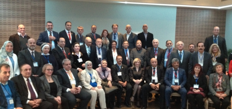 22-20 نوفمبر 2017، نيقوسيا، قبرص – لقاء تدريبي إقليمي خاص بمشروع الإدارة المستدامة والكاملة للمياه وآلية دعم مبادرة آفاق 2020 حول إشراك أصحاب المصلحة في برامج البيئة والمياه في منطقة البحر الأبيض المتوسط