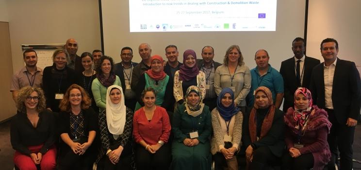 25-27 September 2017, Brussels, Belgium – SWIM-H2020 SM Regional Study Tour and Peer-to-Peer Exchange on Solid Waste Management