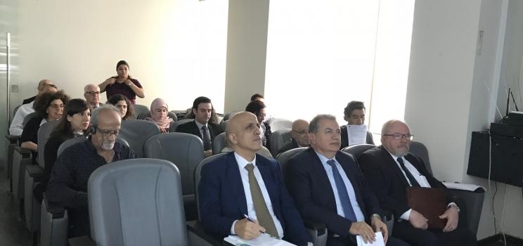 24-26 avril 2018, Beyrouth, Liban – SWIM-H2020 SM Atelier de formation sur l'acquisition de partenariats public-privé dans le secteur de l'eau et des eaux usées