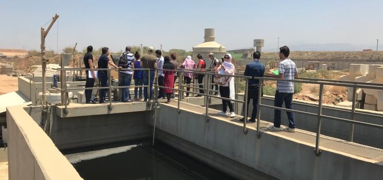 25-29 June 2018, Beirut, Lebanon – SWIM-H2020 SM Study Tour on Leachate Management