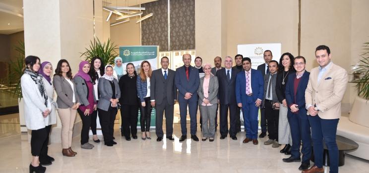 23 يناير 2019، القاهرة، مصر – ورشة عمل تشاورية لمشروع آلية دعم الإدارة المستدامة والمتكاملة للمياه ومبادرة آفاق 2020 حول إدارة الطلب على المياه والتخطيط وتطوير البنية التحتية