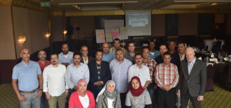 10-11 octobre 2018, Caire, Égypte – SWIM-H2020 SM Atelier de formation pour les formateurs sur la planification et la mise en œuvre de nouveaux flux de gestion des déchets