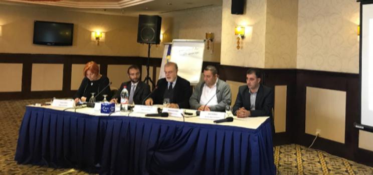 29 novembre 2018, Amman, Jordanie – SWIM-H2020 SM Réunion nationale en Jordanie