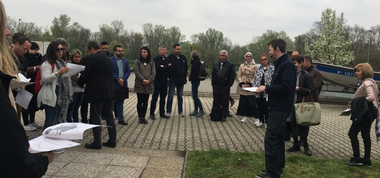 16-19 April 2018, Vienna, Austria – SWIM-H2020 SM Regional Training  on the Regulatory and organizational issues of decentralized water management