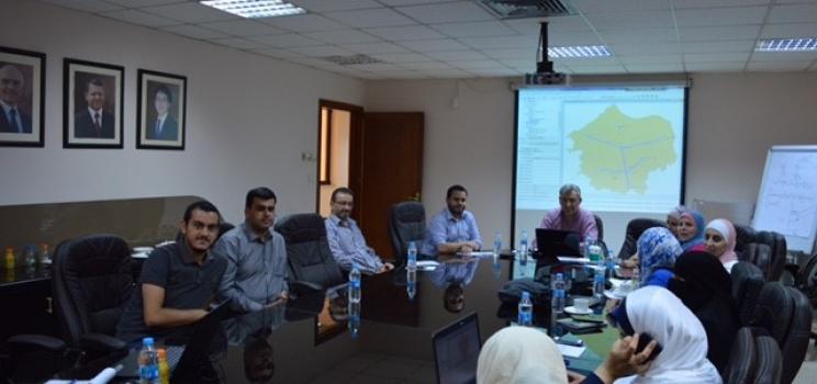 23-26 juillet 2018, Amman, Jordanie – Formation SWIM-H2020 SM sur les outils de surveillance de la sécheresse et le Système d'alerte précoce