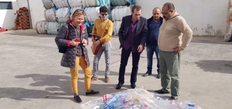 7-8 March 2018, Tunis, Tunisia – SWIM-H2020 SM Mission & Consultation on Management of Multilayer Packaging and Plastic Bags