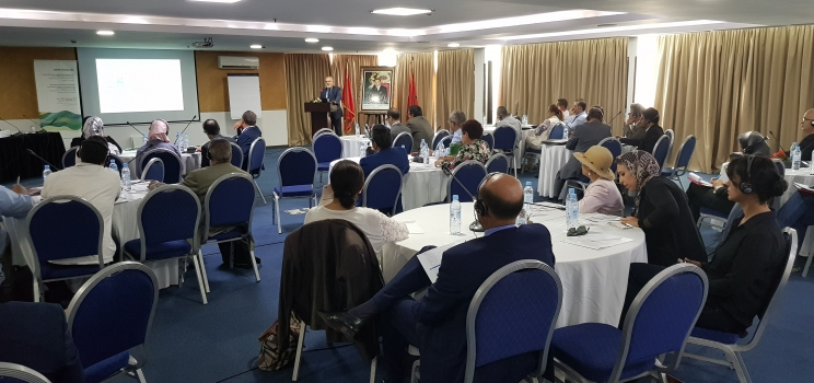17-18 September 2018, Rabat, Morocco – SWIM-H2020 SM Consultation on the coastal diagnosis of the region and formulation of a vision and an action plan for an integrated management of the coastal zones