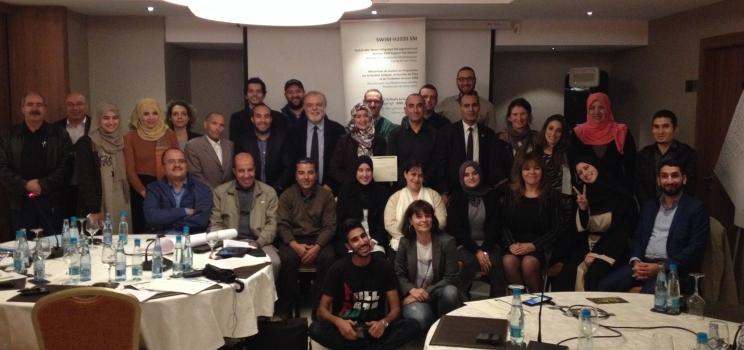 12-13 novembre 2017, Alger, Algérie – SWIM-H2020 SM Atelier de Formation à la Sensibilisation et l'Éducation aux Ressources Non Conventionnelles en Eau